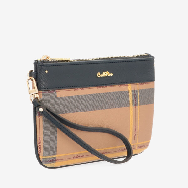 carlorino wallet 0304828H 702 13 3 - First in Line Wristlet