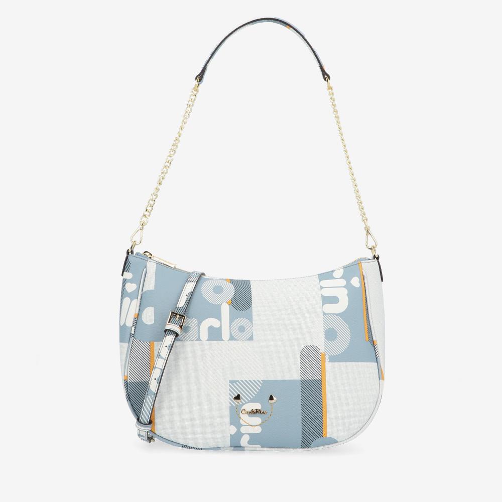 carlorino bag 0304806H 004 23 1 - Girls In Roundish Shoulder Bag