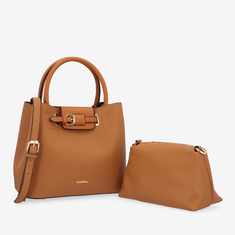 carlorino bag 0304975G 001 05 1 - What Women Want 2-in 1 Top Handle