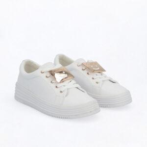 carlorino shoe 33350 H008 01 1 300x300 - Smiley Kicks Plimsoll Sneakers