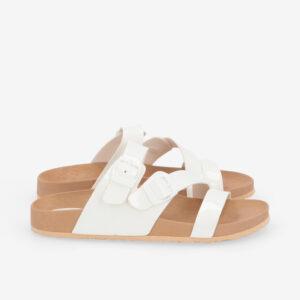 carlorino shoe 33370 H008 01 2 300x300 - Matching Bands 3-Bar Sandals