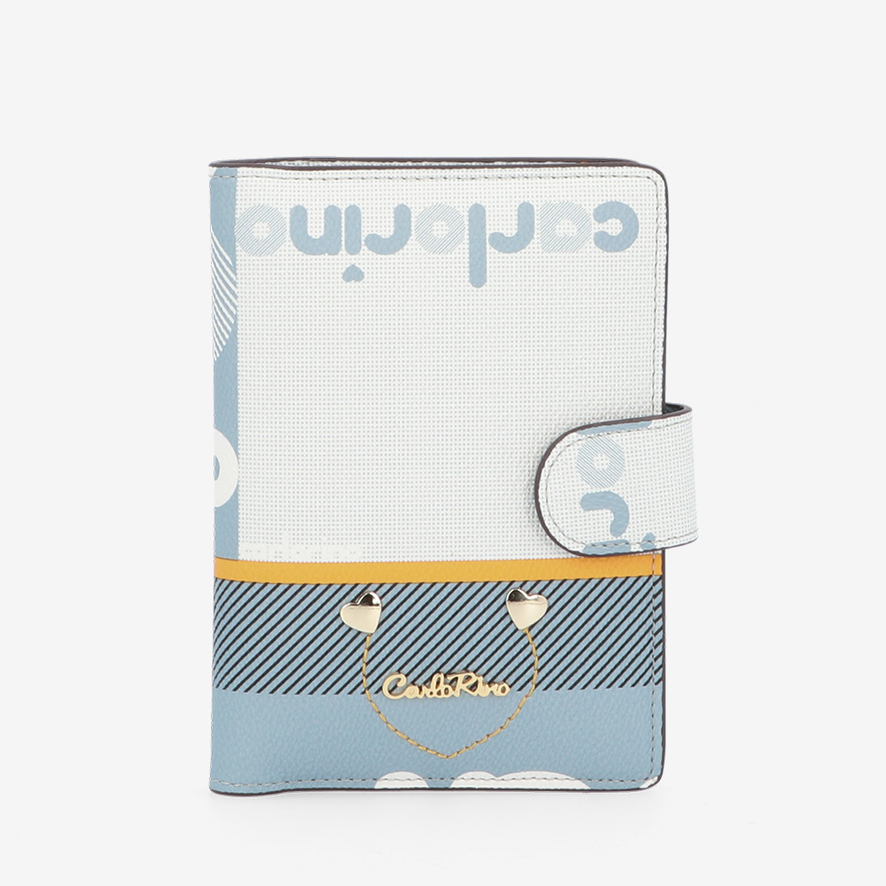 carlorino wallet 0304806H 702 23 1 - Girls in Passport Holder