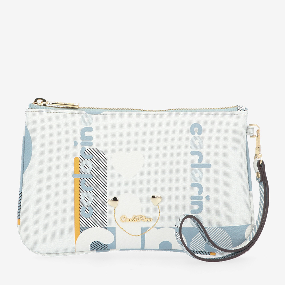 carlorino wallet 0304806H 703 23 1 - Girls in Wristlet