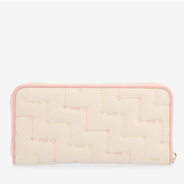 carlorino wallet 0304944G 502 21 2 600x600 - Tickled Pink Cushy Zip-around Wallet