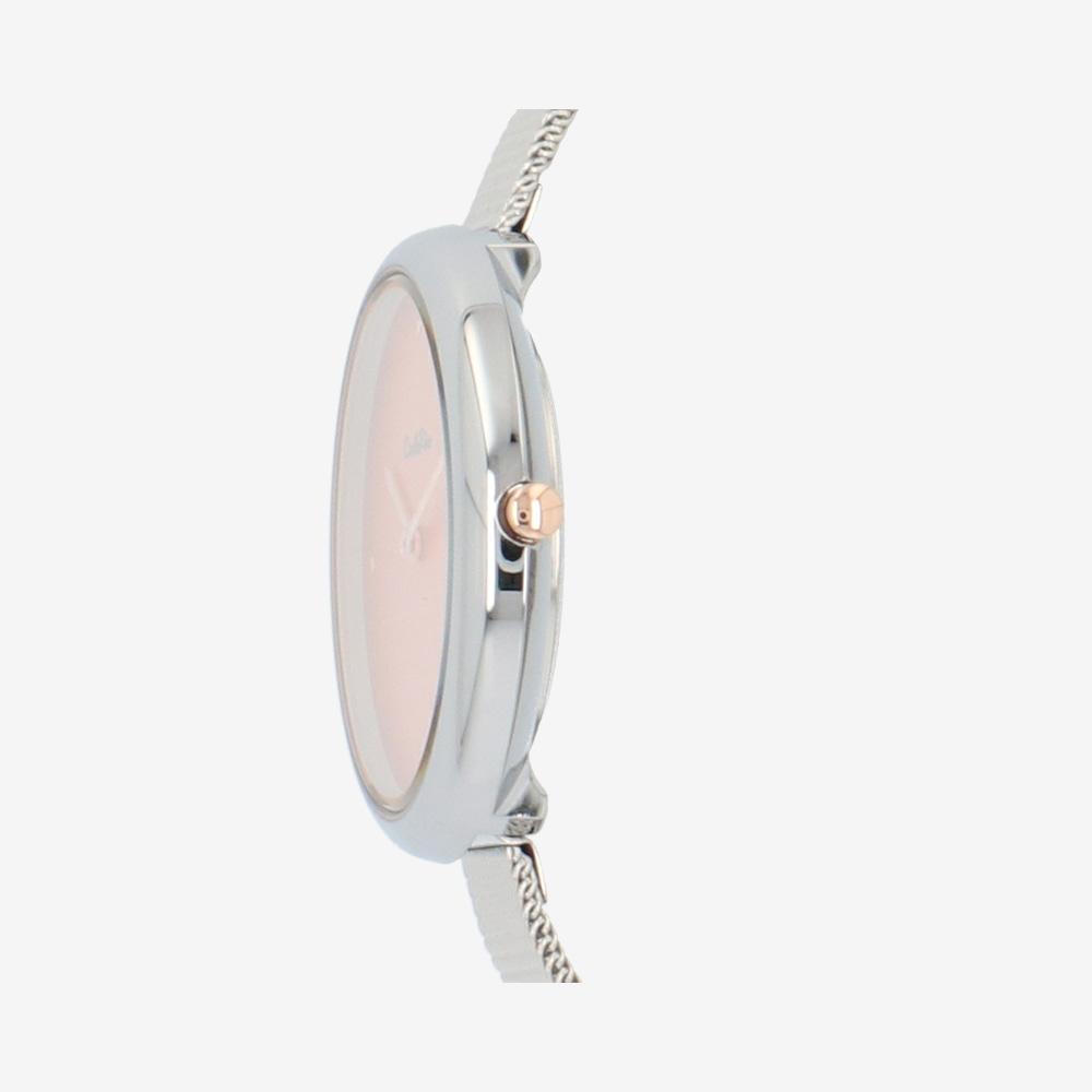 carlorino watch A93301 G019 12 2 - A Meshy Business Mesh Band Timepiece