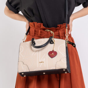 0304807G 006 21 - Love is in the Air Top Handle Tote