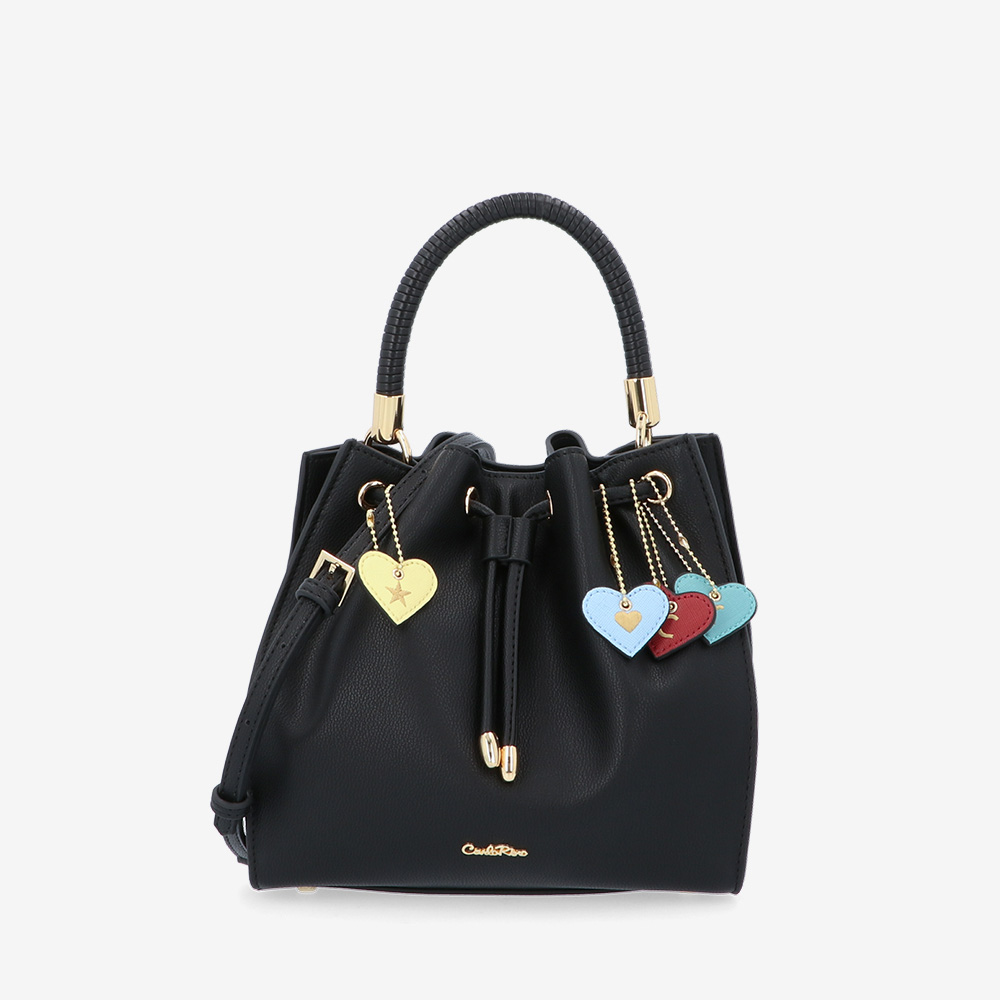 carlorino bag 0304763H 001 08 1 - Petite Carry On Drawstring Bag