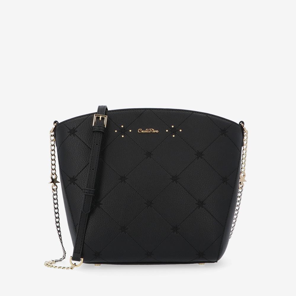 carlorino bag 0304771H 003 08 1 - Aint She Sweet Cross Body Bucket Bag