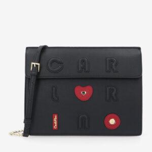 carlorino bag 0304794H 001 08 1 300x300 - Queen of Hearts Zip-around Wallet