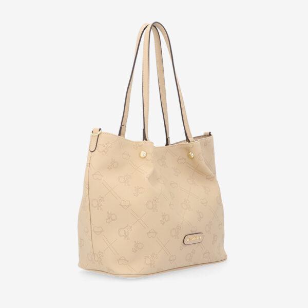 carlorino bag 0305010H 004 31 3 - Love Struck Shoulder Tote