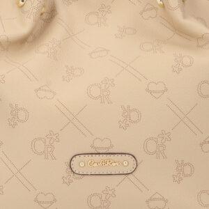 carlorino bag 0305010H 004 31 5 - Love Struck Shoulder Tote