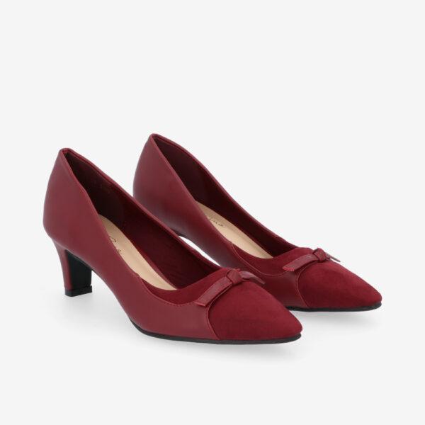 "carlorino shoe 33310 J003 14 1 - 2"" What A Catch Pumps"