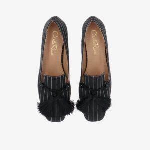 "carlorino shoe 33320 J001 08 3 - 1"" Suri In Stripes Loafers"