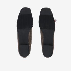 "carlorino shoe 33320 J001 55 5 - 1"" Suri In Stripes Loafers"