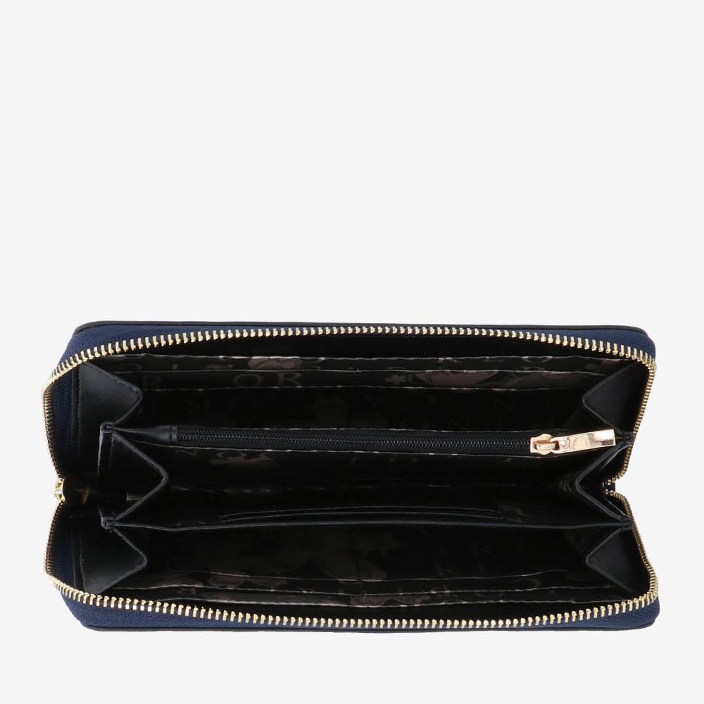 carlorino wallet 0304747H 501 13 4 - Wish On A Star Zip-around Wallet