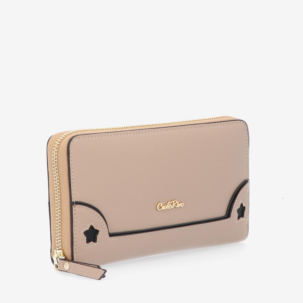 carlorino wallet 0304747H 501 31 3 - Wish On A Star Zip-around Wallet
