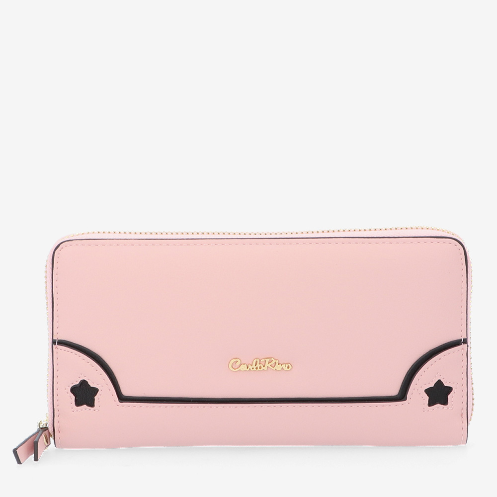carlorino wallet 0304747H 501 34 1 - Wish On A Star Zip-around Wallet