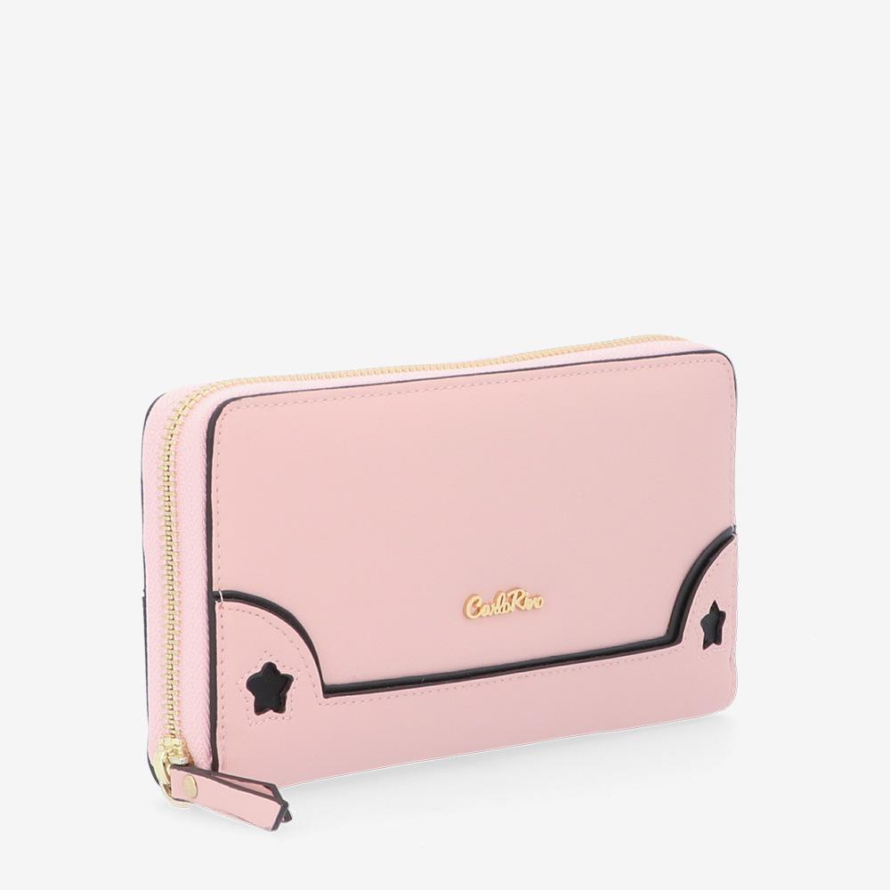 carlorino wallet 0304747H 501 34 3 - Wish On A Star Zip-around Wallet