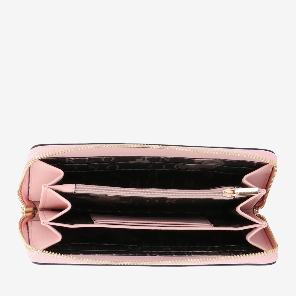 carlorino wallet 0304747H 501 34 4 - Wish On A Star Zip-around Wallet
