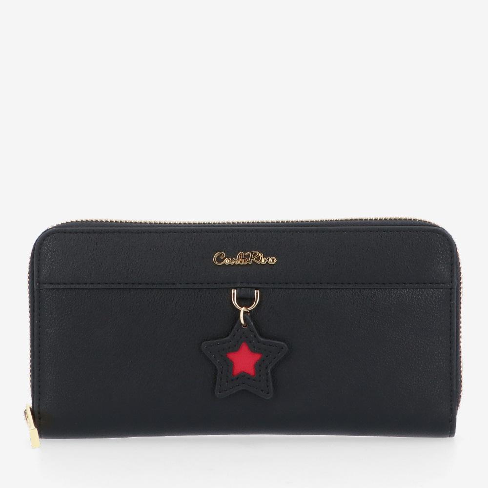 carlorino wallet 0304752H 501 08 1 - Look How They Shine Zip-around Wallet
