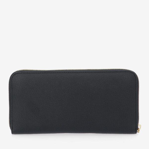 carlorino wallet 0304794H 503 08 2 - Queen of Hearts Zip-around Wallet