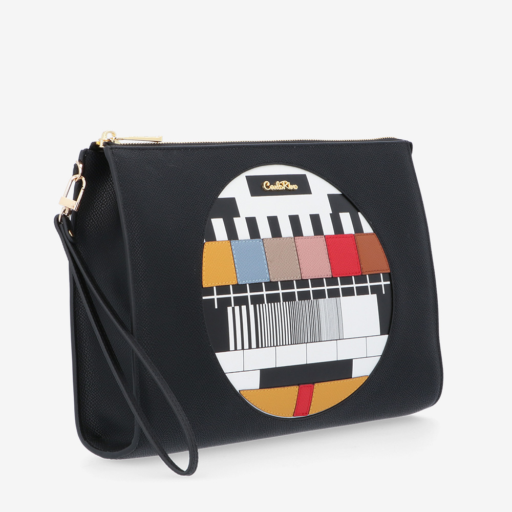 carlorino wallet 0304808H 701 08 3 - Show and Tell Wristlet