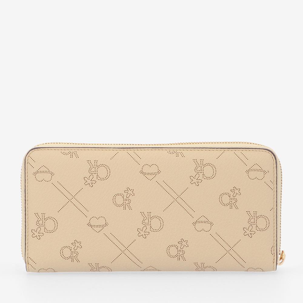 carlorino wallet 0305010H 502 31 2 - Love Struck Monogram Zip-around Wallet