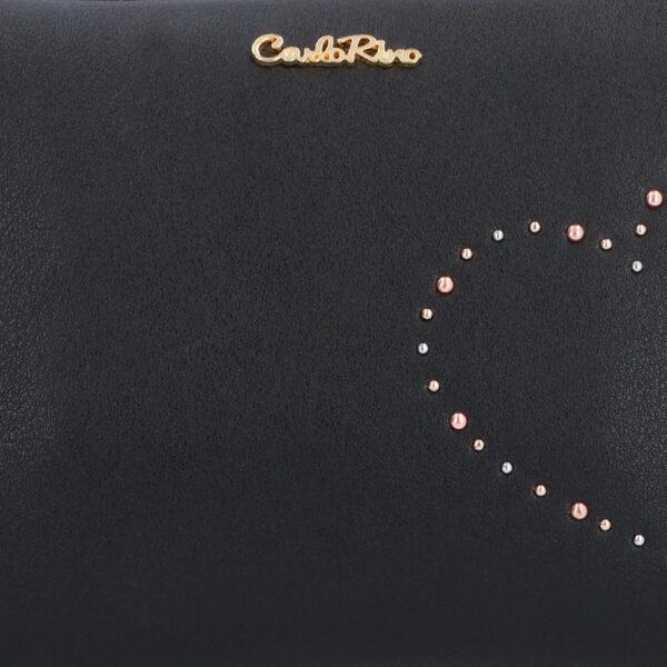 carlorino wallet P030 727 08 5 - Love of My Life 2-in-1 Cross Body Set