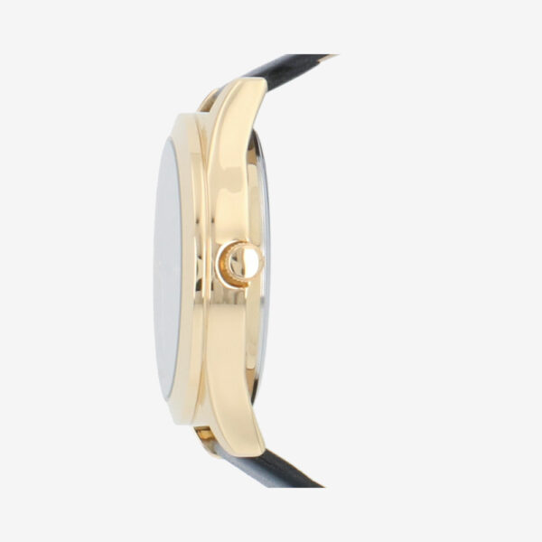 carlorino watch A93301 H002 08 2 - On The Dot Leather Strap Timepiece
