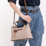 0304926G 001 05 150x150 - First of Her Name Top Handle Tote