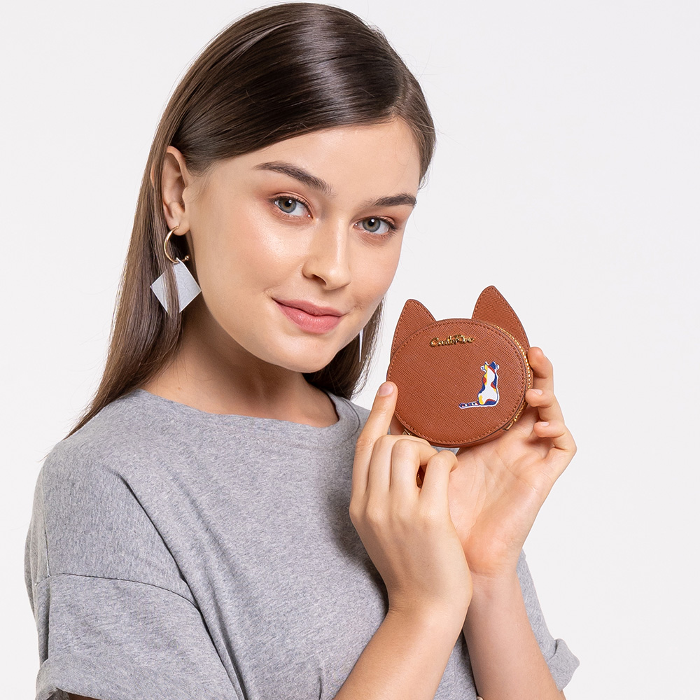 0305030J 701 05 - Easy Kitty Coin Pouch