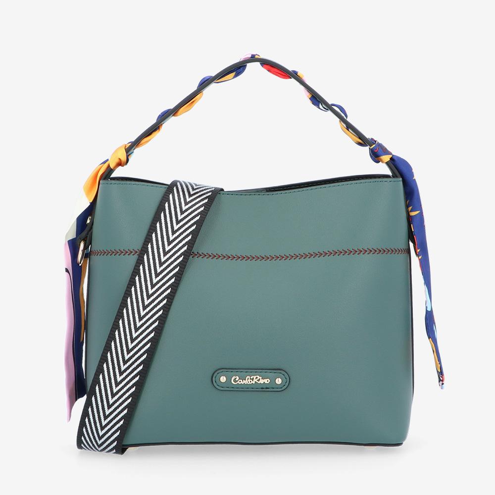 carlorino bag 0305023J 001 16 1 - Swanky Twilly Top Handle