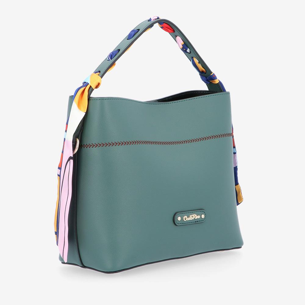 carlorino bag 0305023J 001 16 3 - Swanky Twilly Top Handle