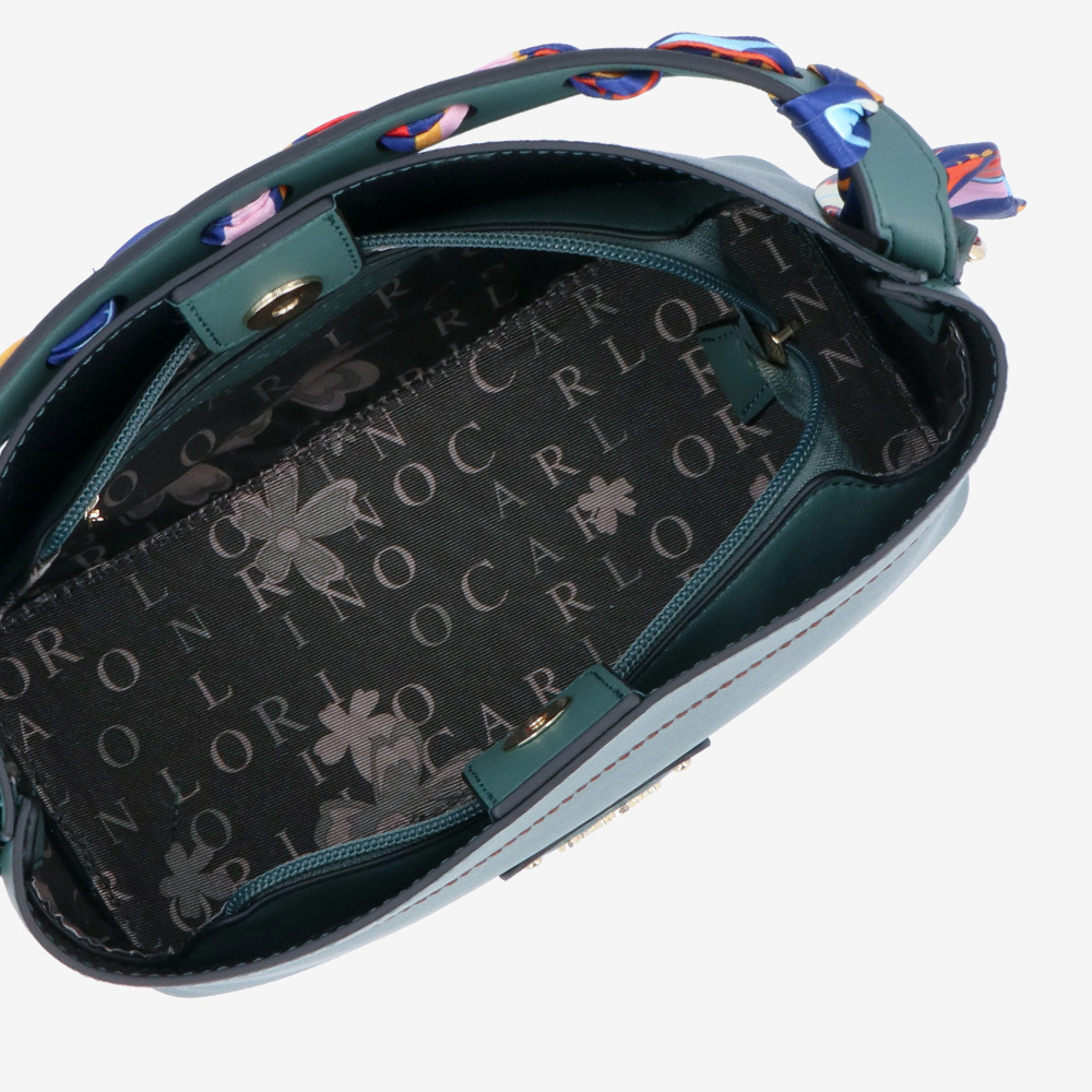 carlorino bag 0305023J 001 16 4 - Swanky Twilly Top Handle