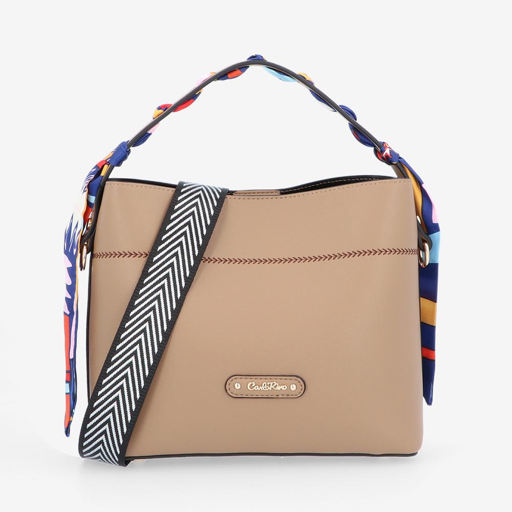 carlorino bag 0305023J 001 31 1 - Swanky Twilly Top Handle