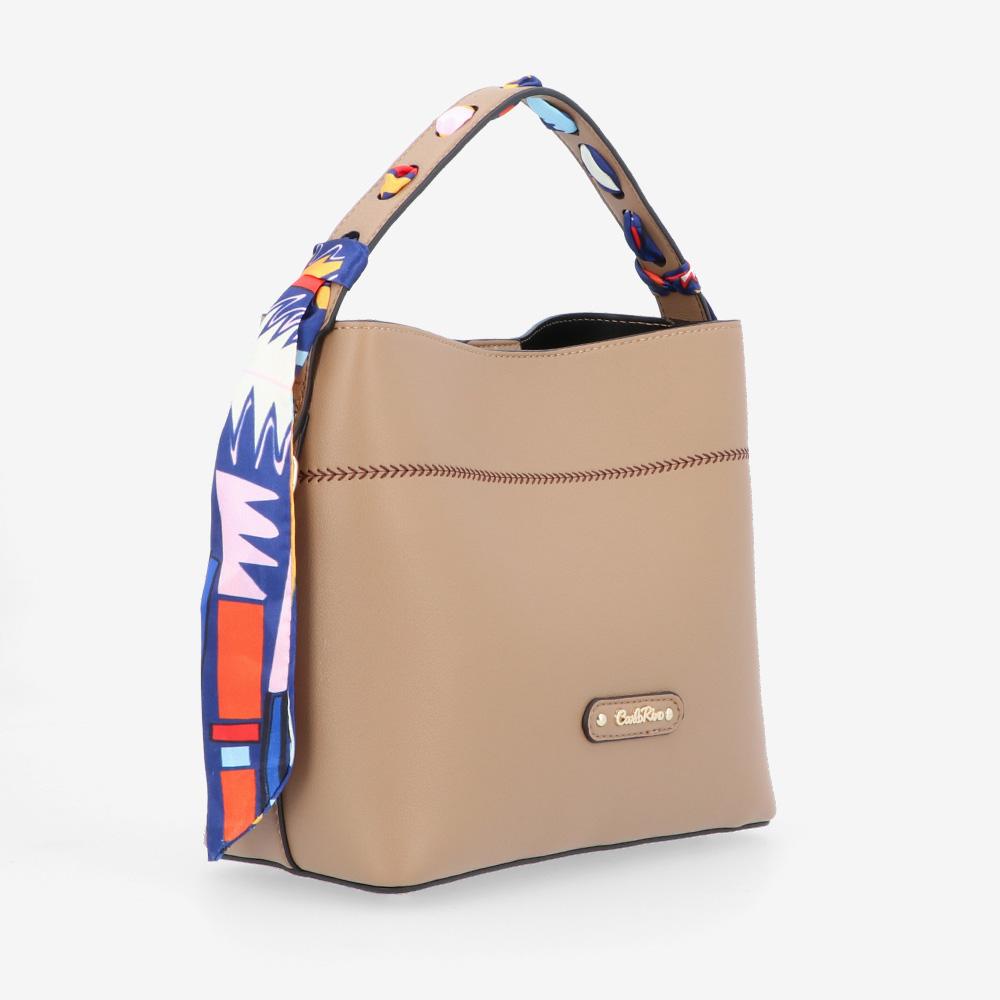 carlorino bag 0305023J 001 31 3 - Swanky Twilly Top Handle