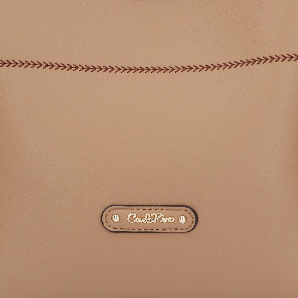 carlorino bag 0305023J 001 31 5 - Swanky Twilly Top Handle