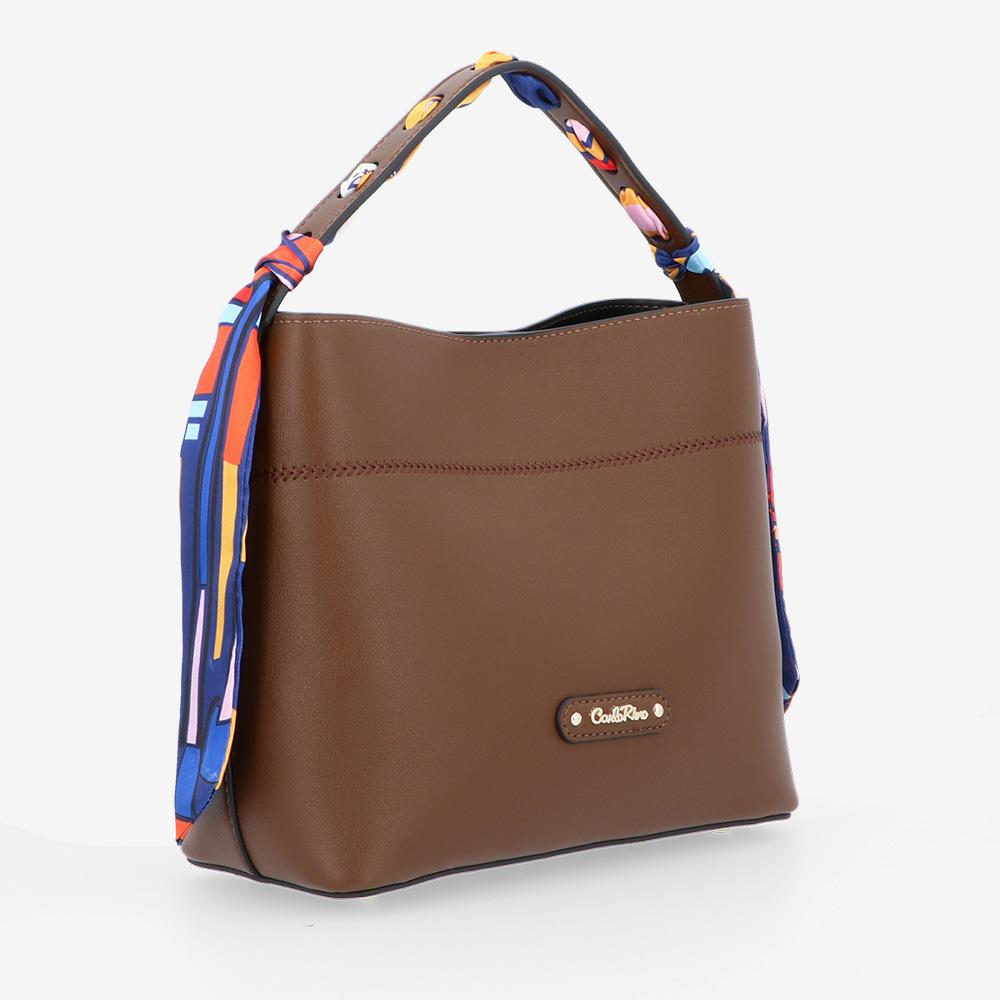 carlorino bag 0305023J 001 32 3 - Swanky Twilly Top Handle