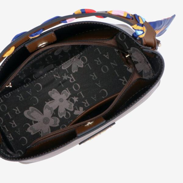 carlorino bag 0305023J 001 32 4 600x600 - Swanky Twilly Top Handle