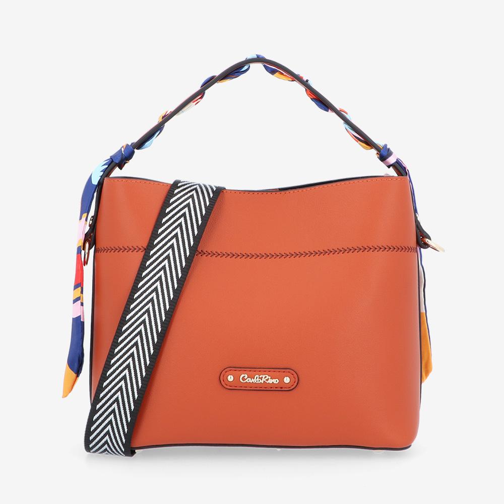 carlorino bag 0305023J 001 35 1 1 - Swanky Twilly Top Handle