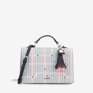 carlorino bag 0305028J 002 08 1 300x300 - Miss Snowball Oblong Cross Body