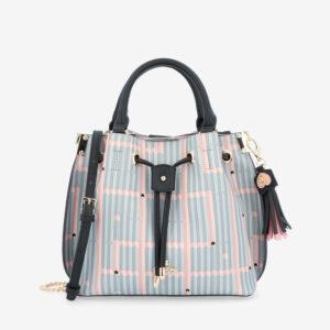 carlorino bag 0305028J 003 08 1 300x300 - Miss Snowball Drawstring Top Handle