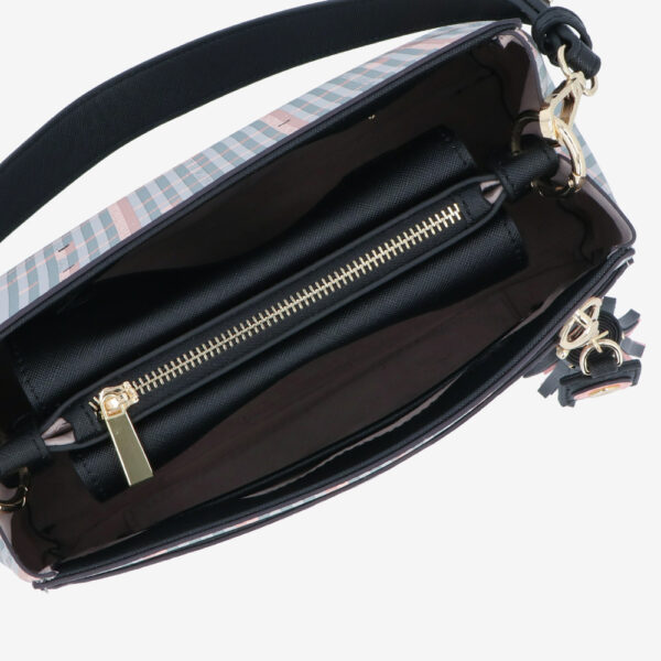 carlorino bag 0305028J 004 08 4 600x600 - Miss Snowball Shoulder Bag
