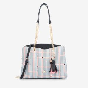 carlorino bag 0305028J 005 08 1 300x300 - Miss Snowball Shoulder Bag