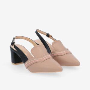 "carlorino shoe 33310 J001 31 1 - 2.5"" Stop and Stare Pumps"