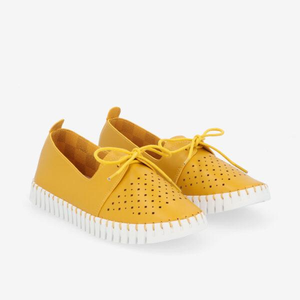 carlorino shoe 33320 J010 37 1 - Splash of Hues Sneakers
