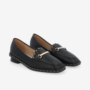 carlorino shoe 33330 J004 08 1 300x300 - Honey Bunny Studded Loafers