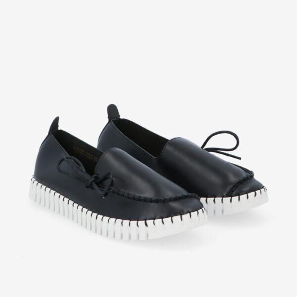 carlorino shoe 33320 J003 08 1 600x600 - Ribbon Enhancer Flat