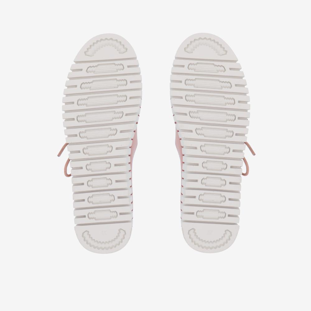 carlorino shoe 33320 J003 24 5 - Ribbon Enhancer Flat
