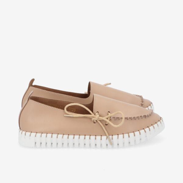 carlorino shoe 33320 J003 31 2 600x600 - Ribbon Enhancer Flat